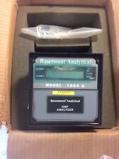 Rosemount Analytical 1054AOR Analyzer New