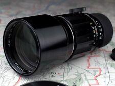 Super Multi Coated TAKUMAR 4/300 M42 ASAHI PENTAX lens JAPAN