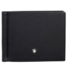 Montblanc Meisterstuck 4 CC Leather Wallet - Black