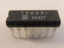 Tba331 SGS-general purpose transistor array (5 Monolithic NPN transistor)