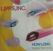 "7"" 1980 NL-press RARE IN MINT -! Lipps Inc.: how Long"