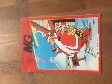 REVUE MUTUELLE GENERALE DE PTT MG ACTUALITES 14 couverture asterix uderzo 1991