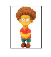 Simpsons Figurines Series 1 Evergreen terrace - Todd Flanders