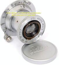 LEICA Front Lens Cap A36 for Elmar 3.5 / 5cm 9cm & SUMMAR Made by Leitz 1950-60s