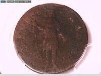 1788 1/2 Cent PCGS Genuine Env. Dam - P/FR Detail Massachusetts 35837575 Video