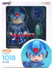 GSC Good Smile Company Nendoroid #1018 Mega Man X USA Authentic FIgure