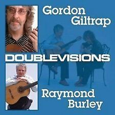 Gordon Giltrap/Raymond Burley Double Visions CD NEW SEALED 2009 Doublevisions