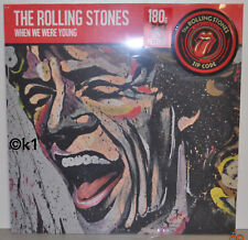 The Rolling Stones . when we were young, the early gigs live fr the radio shows