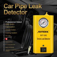 Smoke Machine Diagnostic Emissions Vacuum Leak Detection Tester AUTOOL SDT202
