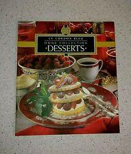 Le Cordon Bleu Home Collection Desserts Softcover 1997 Cookbook Murdoch Books