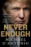 Never Enough by D'Antonio, Michael Book The Fast Free Shipping