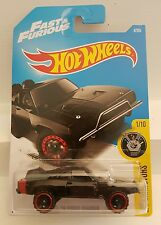 Hot Wheels 2017 FAST & FURIOUS '70 DODGE CHARGER (INT. CARD) 4/365 (A+/A)
