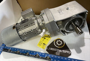 NEW! NORD GearMotor SK90LH/4-BRE20 HL/S1 _2Hp_21.41:1 Ratio_ #MULTIPLE IN STOCK!