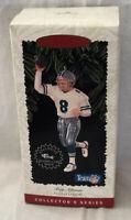 Hallmark Keepsake Ornament 1996 Troy Aikman Dallas Cowboys NFL Football Legends