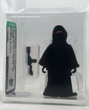 Kenner Star Wars Jawa Purple Stitch HK AFA 85 loose vintage NEW CASE STYLE
