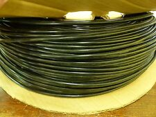 "Insultab  4900  #4awg  .208"" ID  Black insulation tubing    1000ft"