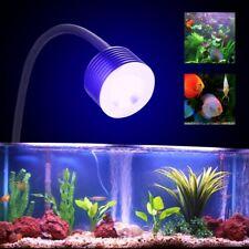 48W Aquarium LED Beleuchtung Klemmleuchte COB Aquariumlampe Spektrum Lampe DE