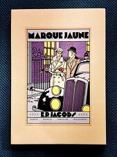 Blake Et Mortimer La Marque Jaune Coffret