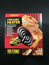 Exo Terra Ceramic Heat Wave Lamp 150w Reptile *GENUINE EXO TERRA SPARE*