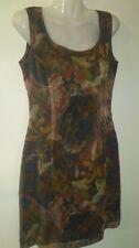 NICOWA Damen Kleid Gr.36 Etuikleid gefuttert Top Zustand