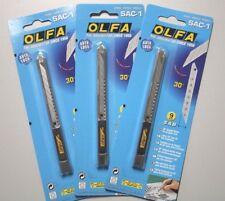 Olfa Sac-1 - Cutter cuchilla 9 mm