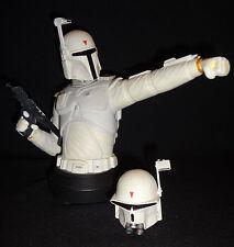 Gentle Giant BOBA FETT McQuarrie Concept Star Wars Mini Bust Statue SDCC 2009