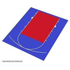 IncStores Outdoor Basketball Kit - Half Court Kit 20ft x 24ft 480 Tiles w/ Edges