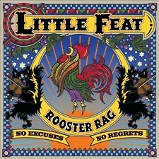 Rooster Rag by Little Feat (CD, Jul-2012, Rounder)  MINT