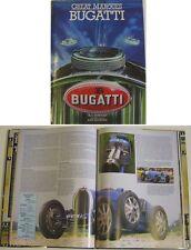 Bugatti Grande Marques-storia personaggi auto da corsa Tourers Gran Sport +