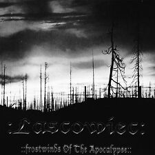 Lascowiec-Frost Winds of the Apocalypse CD, cugina and Cold Black Metal