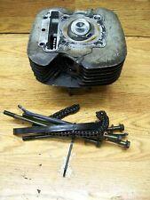YAMAHA BIG BEAR 400 OEM Cylinder Head #76B163