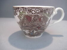 JOHNSON BROTHERS HERITAGE HOUSE FRIENDLY VILLAGE 8OZ TEA / COFFEE CUP