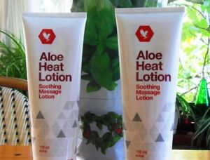 2 x Aloe Heat Lotion, Brand New & Sealed