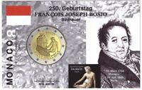 Infokarte Monaco 2018 François-Joseph Bosio