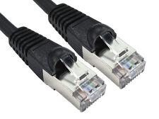 RJ45 Cat6a STP SHIELDED Network Cable Ethernet Lead 100% PURE COPPER Wholesale