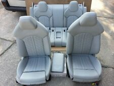 Audi RS7 4G Lederausstattung Ledersitze Recaro leather seats interior S7 A7