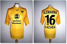 Alemannia Aachen Jako #16  Shirt 2003/2005 Home Trikot Germany Mint Cond XL