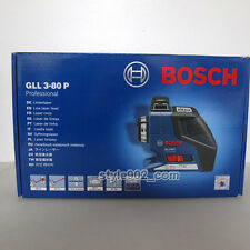 BOSCH GLL3-80P 360-Degree 3-Plane Leveling and Alignment Line Laser GLL 3-80P