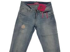 Hosengröße W28 stonewashed Damen-Jeans