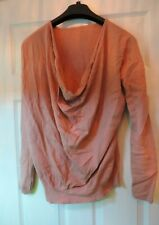 ASOS Lounge Oversized Sweater with Cowl Neck Size UK 4 rrp £25 NH004 BB 03
