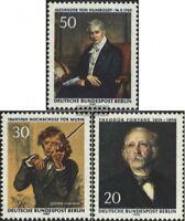 Berlin (West) 346,347,353 (kompl.Ausgaben) postfrisch 1969 Sondermarken