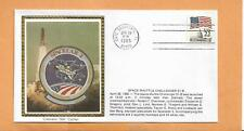 Shuttle Challenger Sts-51-B Launch Apr 29,1985 Spacelab 3 Canaveral Colorano