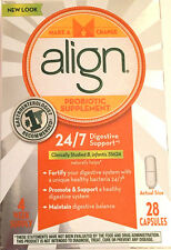 Align Probiotic Supplement - 28 Capsules - 4 Week Supply EXP 06/18