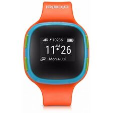 ALCATEL MOVETIME KIDS SW10-2J ORANGE-BLAU KINDERUHR FÜR KINDER SOS 2G GPS