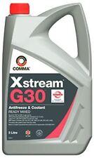 Comma XSM5L 5L Xstream G30 Anticongelante y Refrigerante Mixto Listo - Gris