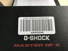 CASIO Watch G-SHOCK Range Man Radio Solar GW-9400BJ-1JF Men's