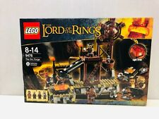 LEGO 9476 Lord of the Rings THE ORC FORGE Sealed NEW MISB Rare