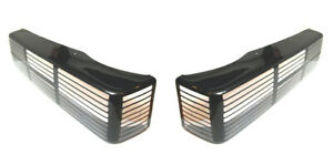 1987-93 ASC McLaren 5.0 taillight cover (pair) fits LX style lights