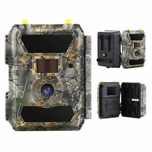 X-view 7.5G LTE Wildkamera I Überwachungskamera I FULL HD Videoversand Fotofalle