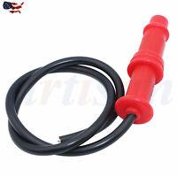 New Spark Plug Wire & Cap For 96-02 Polaris Sportsman 3084980